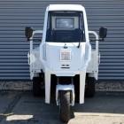 Ari 345: Elektro-Laster aus Sachsen mit 3 Rädern für rund 6.000 Euro