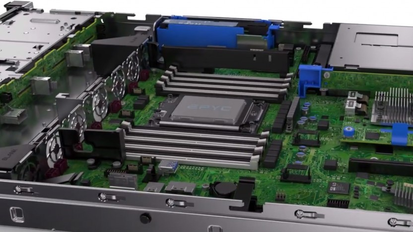 HPE Proliant-Server nutzen AMD Epyc 7002.
