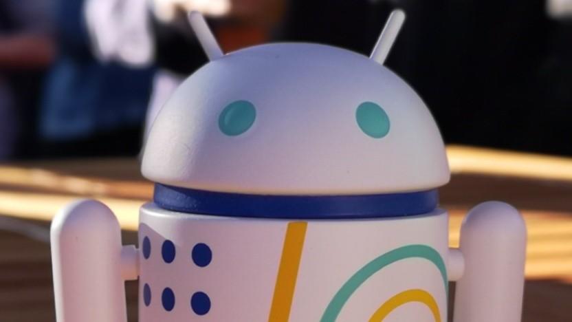 In dem Android-Dokument werden verschiedene bisher unbekannte Geräte erwähnt.