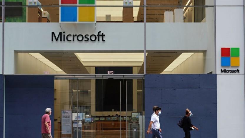 Microsoft bekommt in der Covid-19-Pandemie mehr Sicherheitslücken gemeldet.