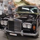 Tesla-Antrieb: Rolls-Royce von Johnny Cash fährt jetzt elektrisch