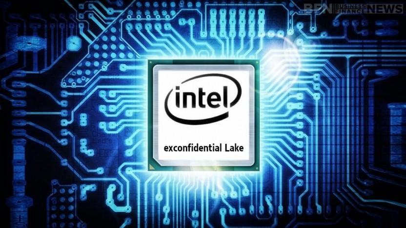 Exconfidential Lake: ein Datenleck bei Intel.