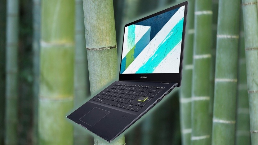 Das Vivobook Flip verwendet AMD-CPUs.