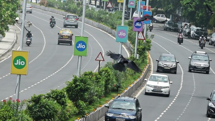 Jio soll in Indien noch präsenter werden.