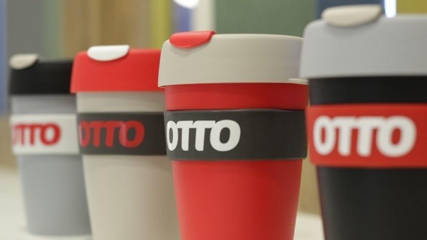 Ob diese Becher wohl von anderen Otto-Kunden bestellt wurden?
