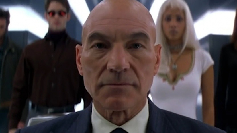 Screenshot aus dem Trailer zu X-Men