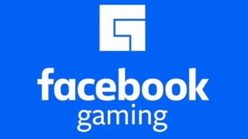 Logo von Facebook Gaming