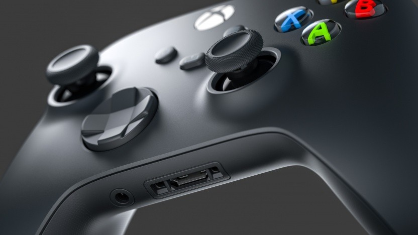 Controller der Xbox Series X und S