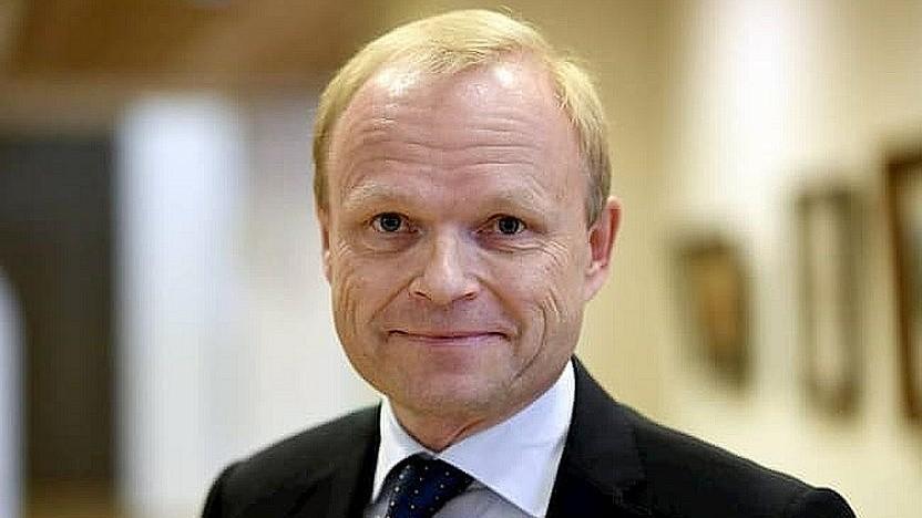 Pekka Lundmark, der neue Chief Executive Officer von Nokia