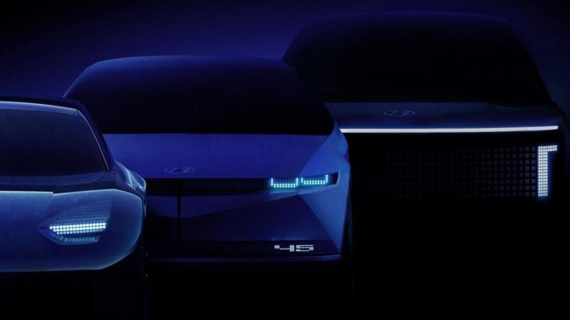 Hyundai plant neue E-Autos.