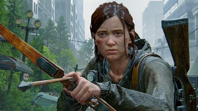 Szene aus der Kampagne von The Last of Us 2