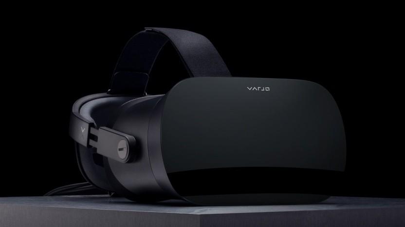 Das VR-2 Pro von Varjo