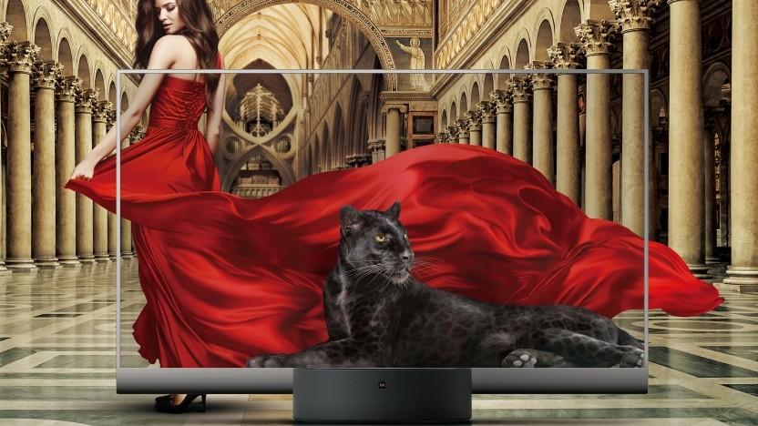 Xiaomis transparenter OLED-TV ist ab August erhältlich.