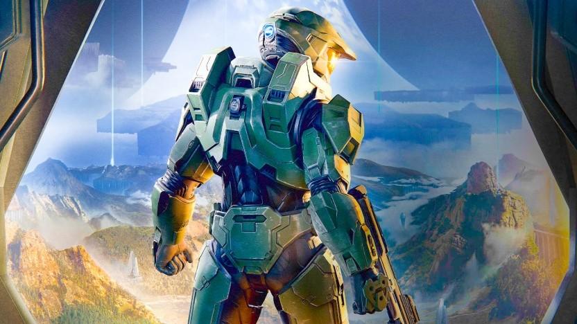 Artwork von Halo Infinite