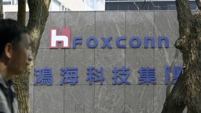 Foxconn produziert unter anderem iPhones in China.