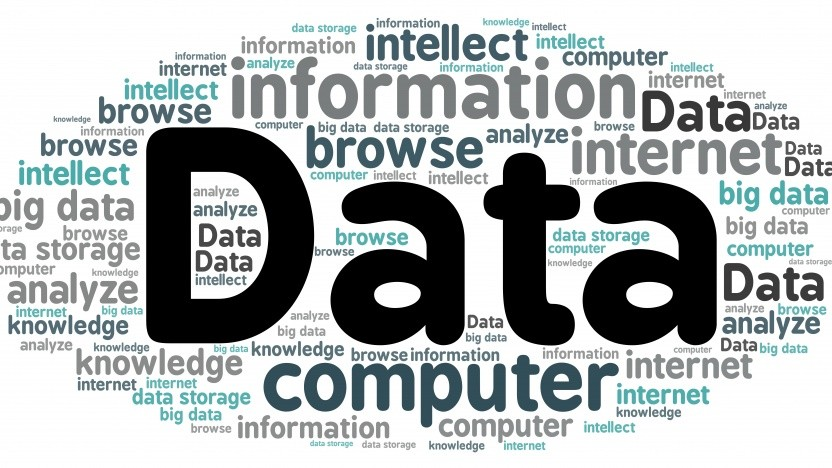 Datenwolke