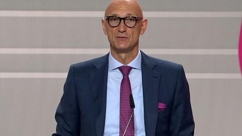 Telekom-Konzernchef Tim Höttges