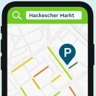 Auto: Park Now zeigt Chancen auf Parkplatz an