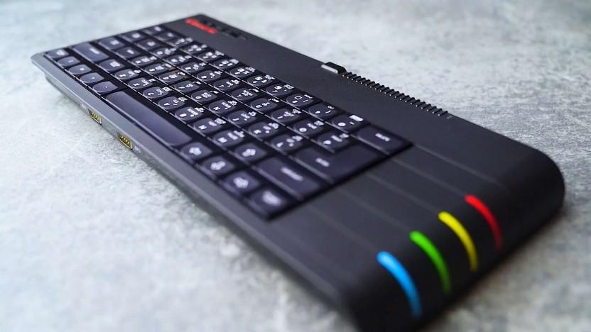 Die neue Version des ZX Spectrum Next