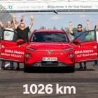 Hyundai Kona: Über 1.000 Kilometer mit dem Elektroauto