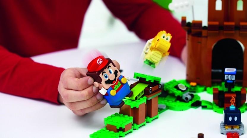 Die bekannte Videospielwelt zum Nachbauen und Anfassen