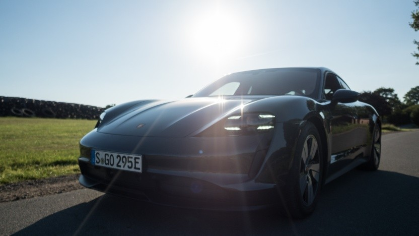 Porsche Taycan 4S: Rockt!