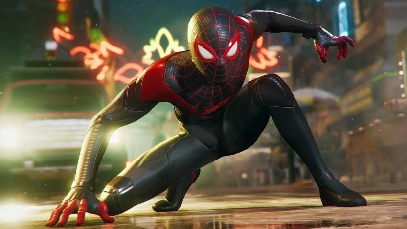 Artwork von Marvel's Spider-Man: Miles Morales