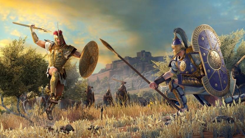 Artwork von Total War Saga: Troy