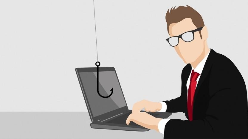 Phishing mit der Newsletter-Anmeldung des Familienministeriums