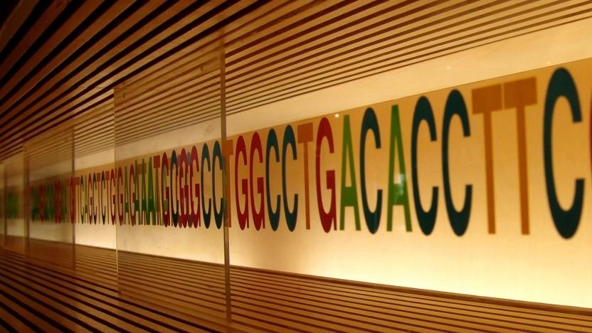 DNA-Sequenz