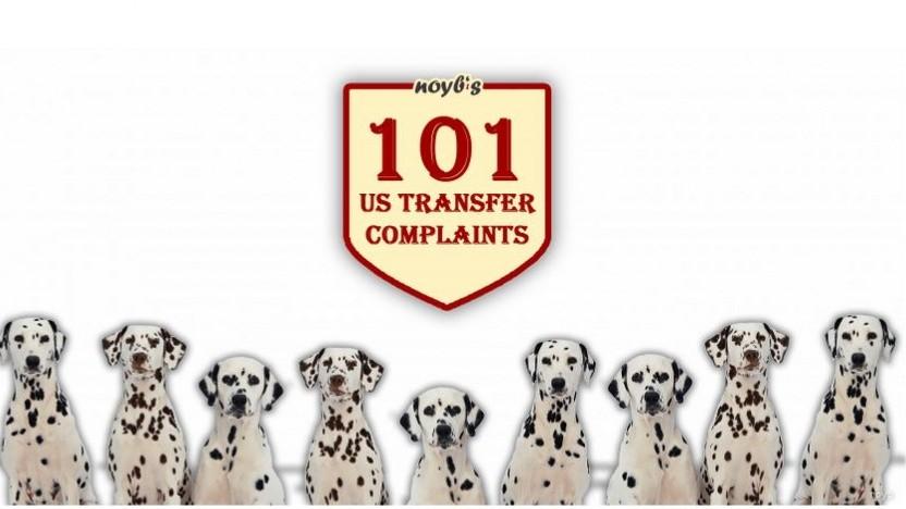 101 Beschwerden statt 101 Dalmatiner