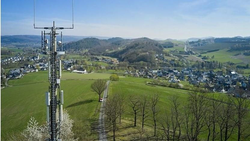 Erste Schritte: Vodafone setzt 700-Megahertz-Frequenzen für den 5G-Ausbau ein.