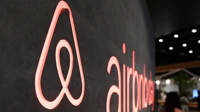 Airbnb reicht Antrag für Börsengang ein.