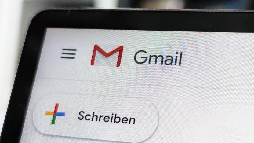 Unter anderem Gmail bereitet aktuell Probleme.