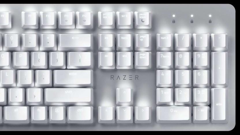 Die neue Tastatur Pro Type von Razer