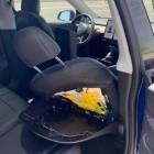 Unsicher wie ein Gartenstuhl: Tesla-Sitz bei Unfall nach hinten weggeknickt