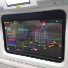 Display-Technologie: LG installiert transparente OLED-Fenster in U-Bahnen