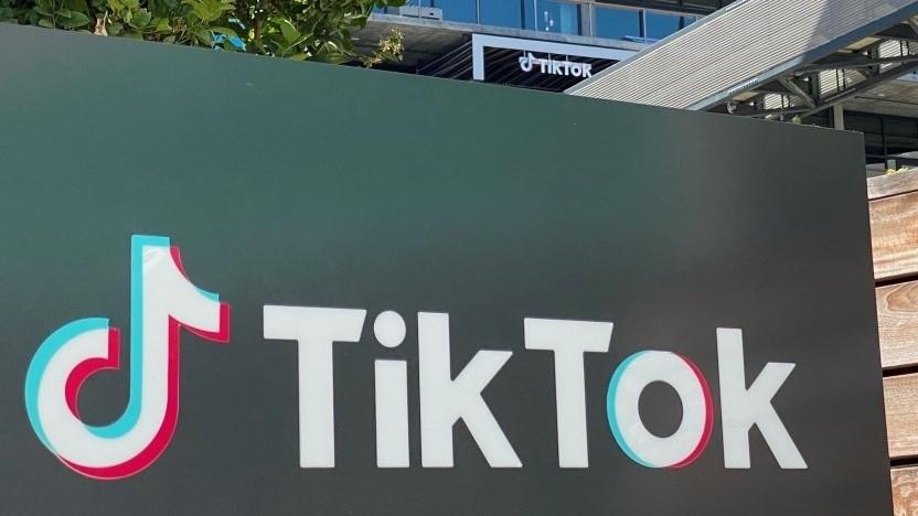 Firmensitz von Tiktok