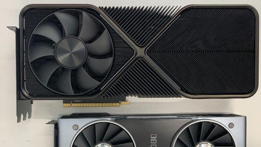 Angebliche Geforce RTX 3090