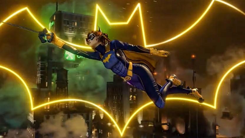 Artwork von Gotham Knights