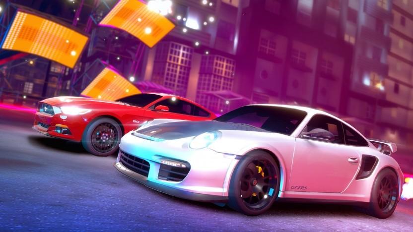 Artwork von Forza Street