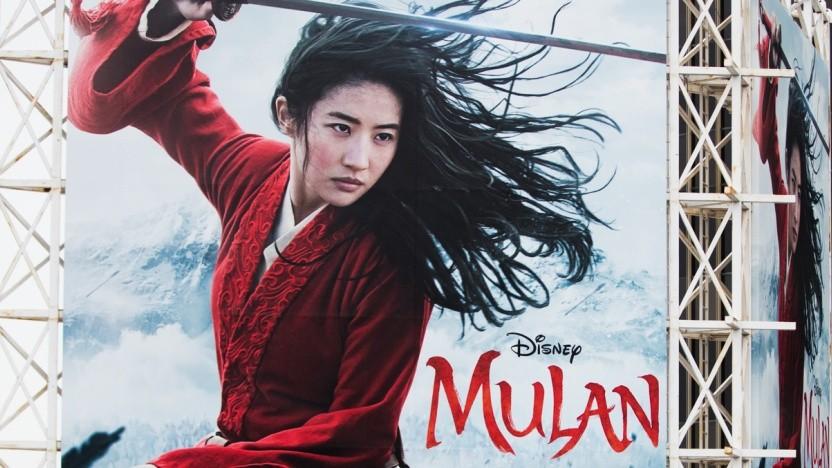 Mulan startet exklusiv auf Disney+