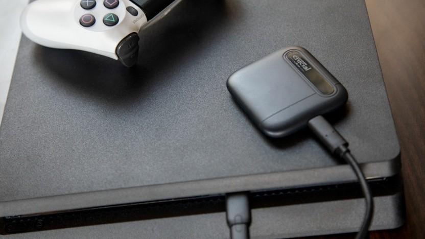 X6 Portable SSD