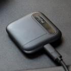 Crucial: Die X6 ist eine kompakte externe 2-TByte-SSD