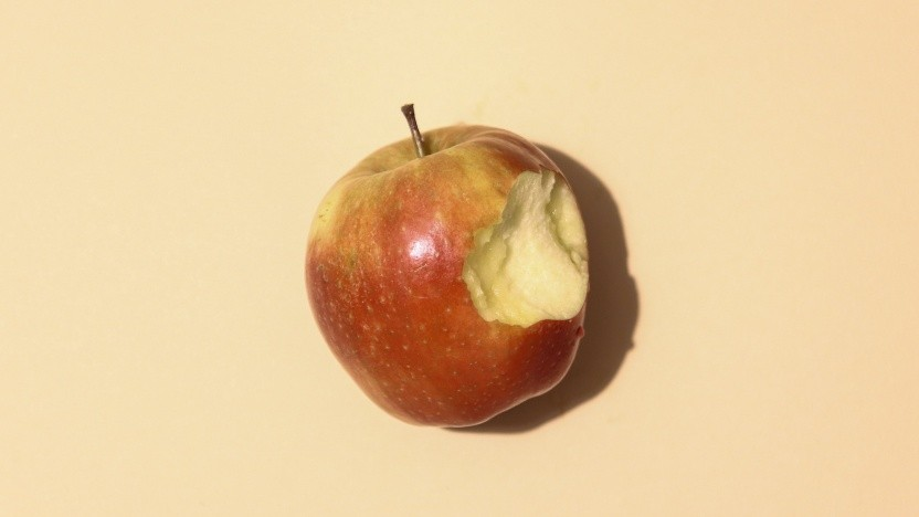 Ein ungepatchter Apfel