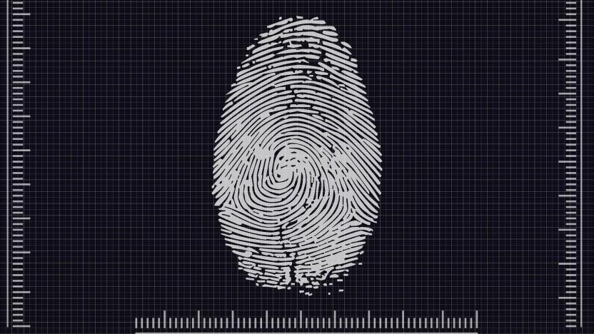 Der Fingerabdruck bleibt persönlich.