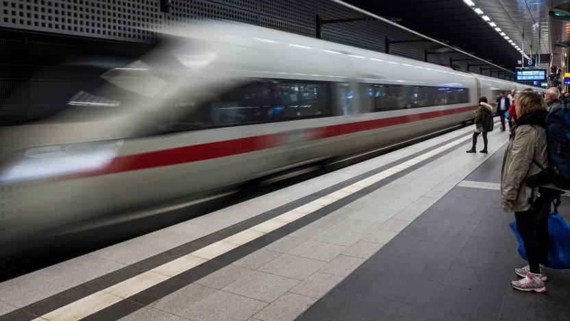 Viele Bahnhöfe haben weiterhin kein kostenloses WLAN.