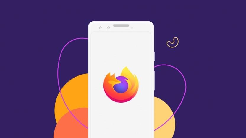Mozilla verteilt den neuen Firefox für Android.
