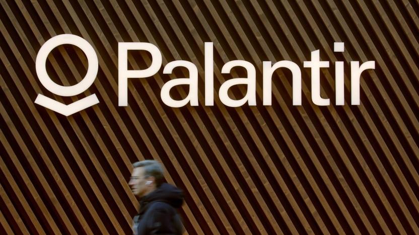 Palantir will an die Börse gehen.