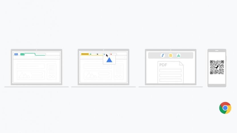 Die aktuelle Chrome-Version verbessert die Tabverwaltung.